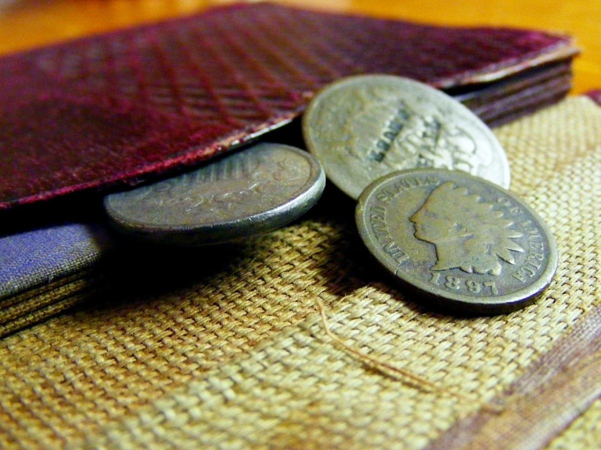 Rust Rare Coin | Silver Trade